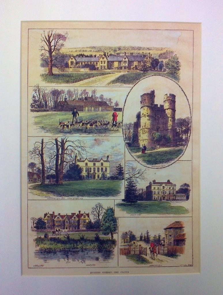 Craven Hunt Print